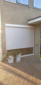 Grote woonkamerraam screen | J.Meijering Montage uit Opheusden