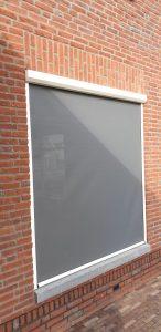 Gesloten op maat gemaakte deur screen | J. Meijering Montage Opheusden