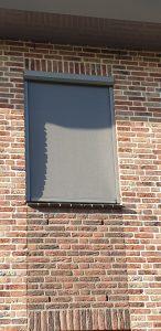 Gesloten raam screen gemonteerd door J. Meijering Montage uit Opheusden, Gelderland!