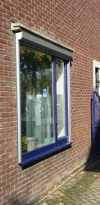 Op maat gemaakt raamscreen | J. Meijering Montage uit Opheusden!
